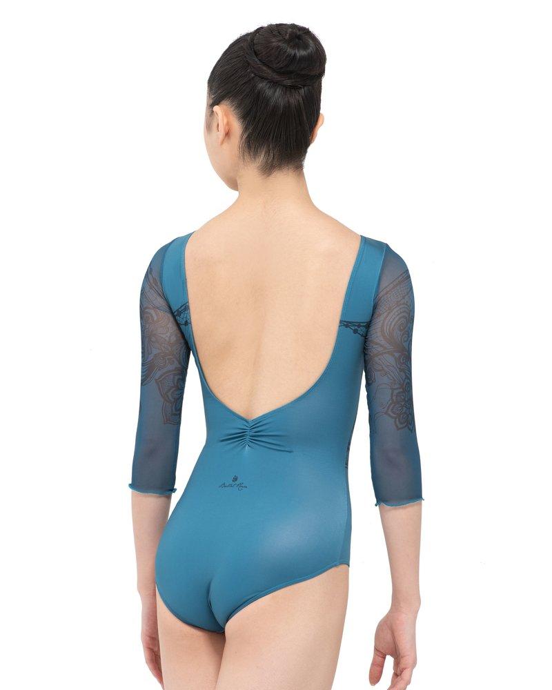 Ballet Rosa Rosella 1/2 Sleeve Leotard