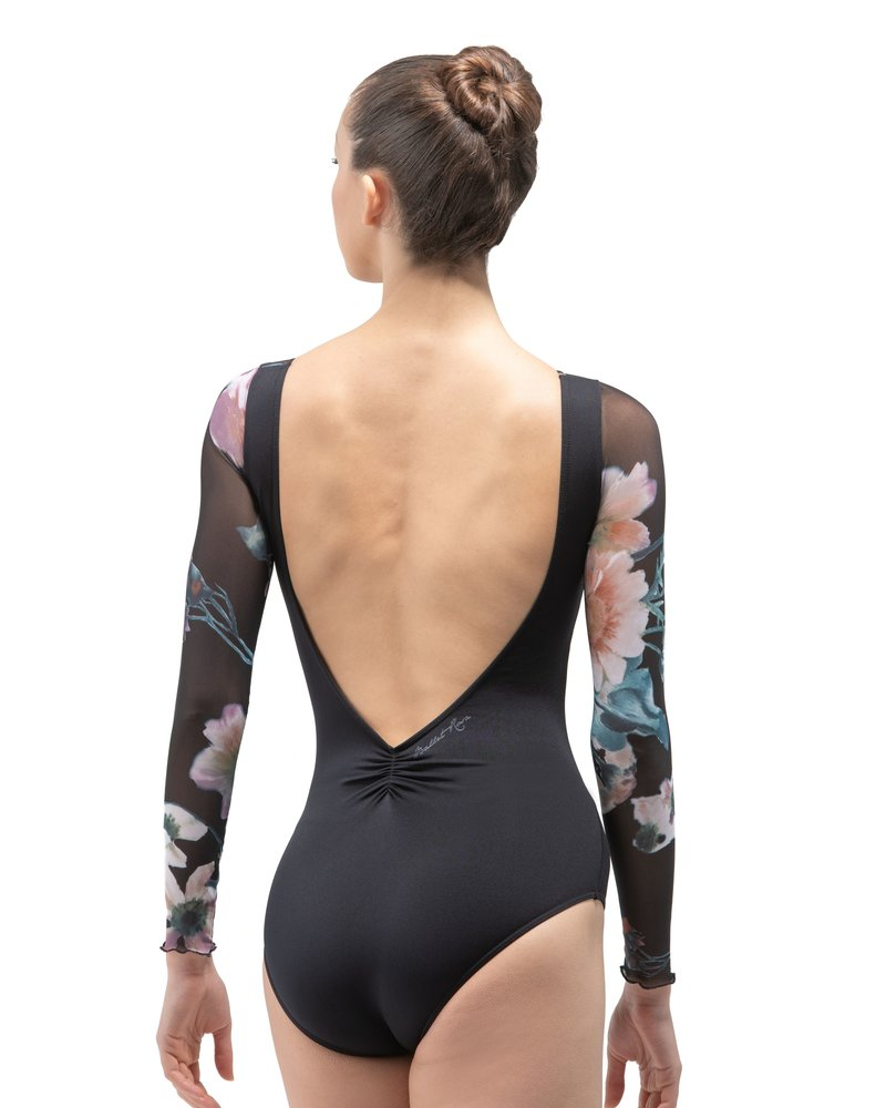 Ballet Rosa Séréne Long Sleeve Leotard