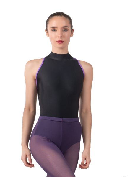 Ballet Rosa Stephanie High Neck Leotard