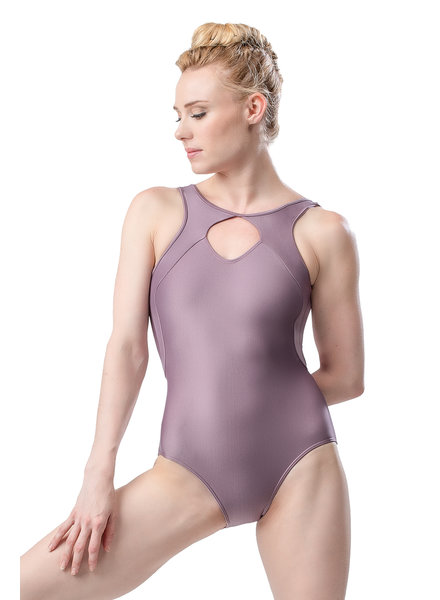 So Danca Shimmer Keyhole Tank Leotard