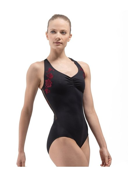 Ballet Rosa Anette Cross Back Leotard
