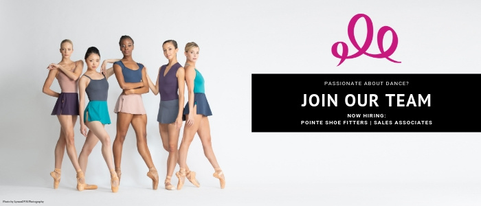 Now Hiring Pointe Fitters | Sales Associates