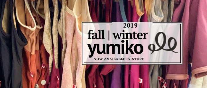 Fall | Winter 2019 Yumiko Collection