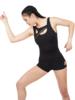 Capezio Dance Active Keyhole Short