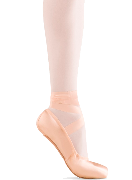 Bloch/Mirella/Leo Inc. Tensus Demi-Pointe Shoe