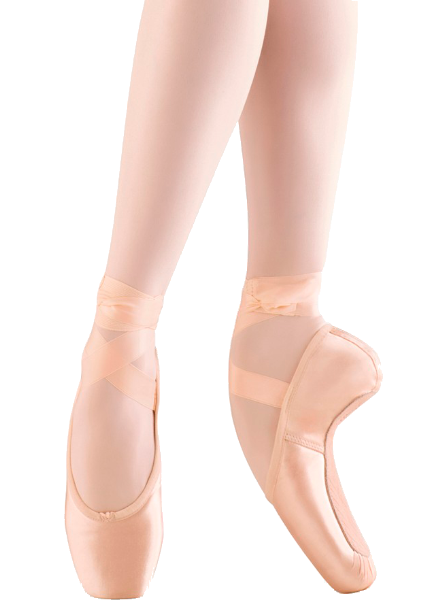 Bloch/Mirella/Leo Inc. Whisper Satin Pointe Shoe