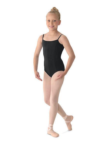 Bloch/Mirella/Leo Inc. Mirella Youth Princess Seam Camisole Cotton Leotard