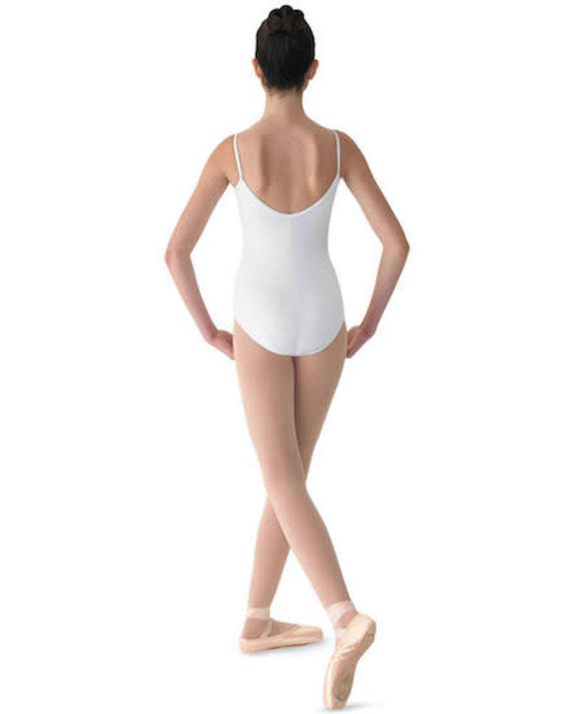 Bloch/Mirella/Leo Inc. Mirella Princess Seam Camisole Cotton Leotard