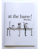 "Ballet Papier Ballet Student ""At the Barre!"" A4 Notebook"