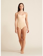 Capezio Camisole Leotard w/ BraTek® & Adjustable Clear Straps