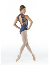Ballet Rosa Amélie High Neck Leotard