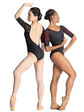 Ballet Rosa Gigi Half Sleeve Leotard