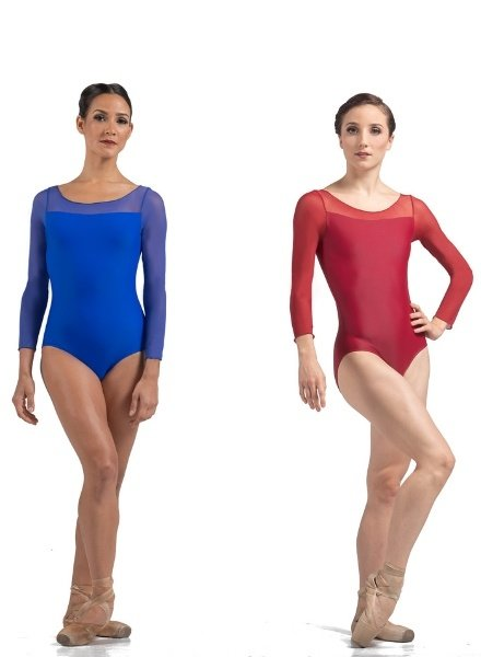 Ballet Rosa Adult Eleonora Long Sleeve Leotard