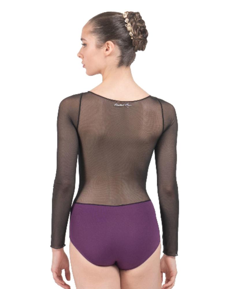 Ballet Rosa Alycia Long Sleeve Leotard