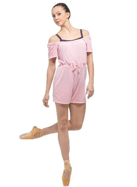 Ballet Rosa Anice Youth Warm-Up Romper