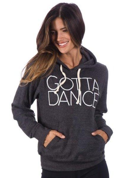 Covet Dance Gotta Dance Hoodie w/ Front Pocket