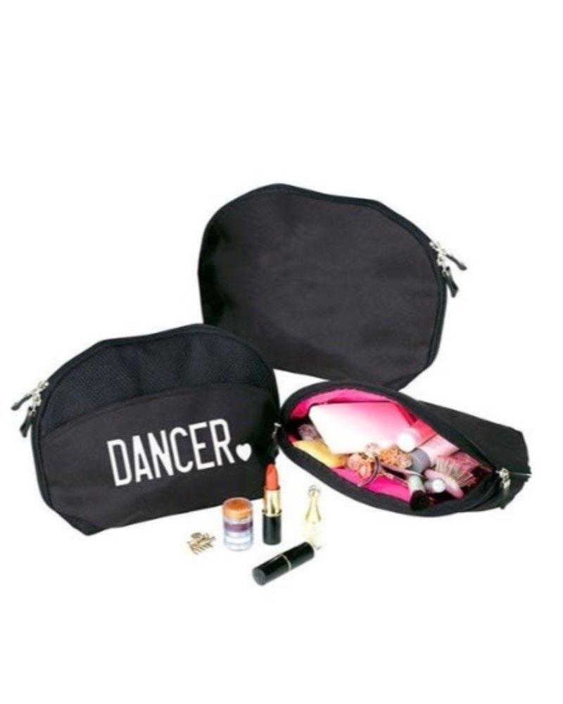 Covet Dance Dancer Cosmetic Bag