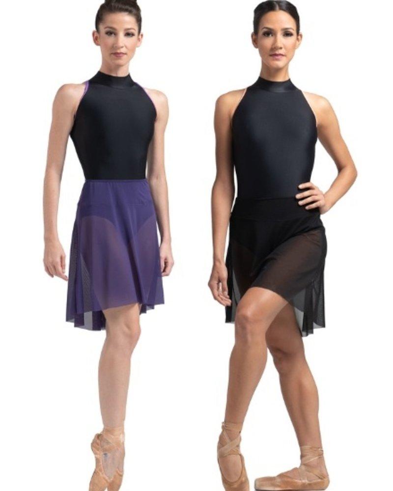 Ballet Rosa Christiane Long Mesh Skirt
