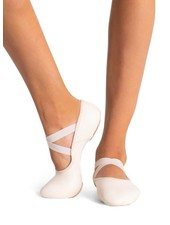 Capezio Hanami Youth Leather Ballet Shoe