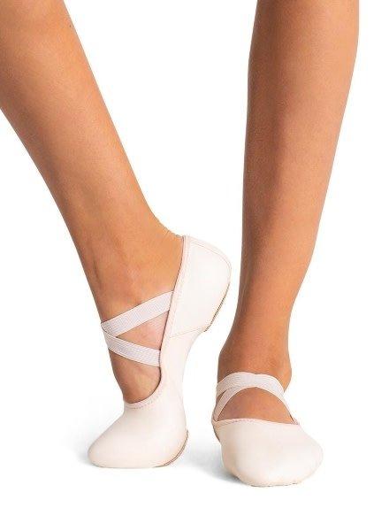 Capezio Hanami Youth Leather Ballet Shoe