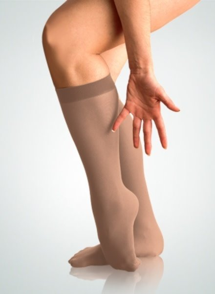 Body Wrappers Below-the-Knee Jazz Socks