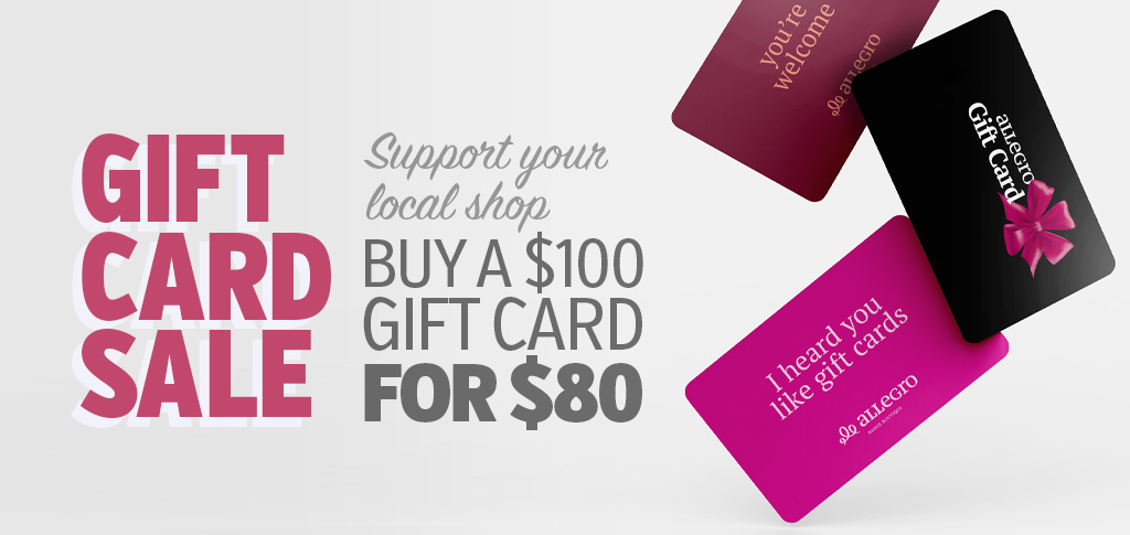 In Store Gift Card  Sale