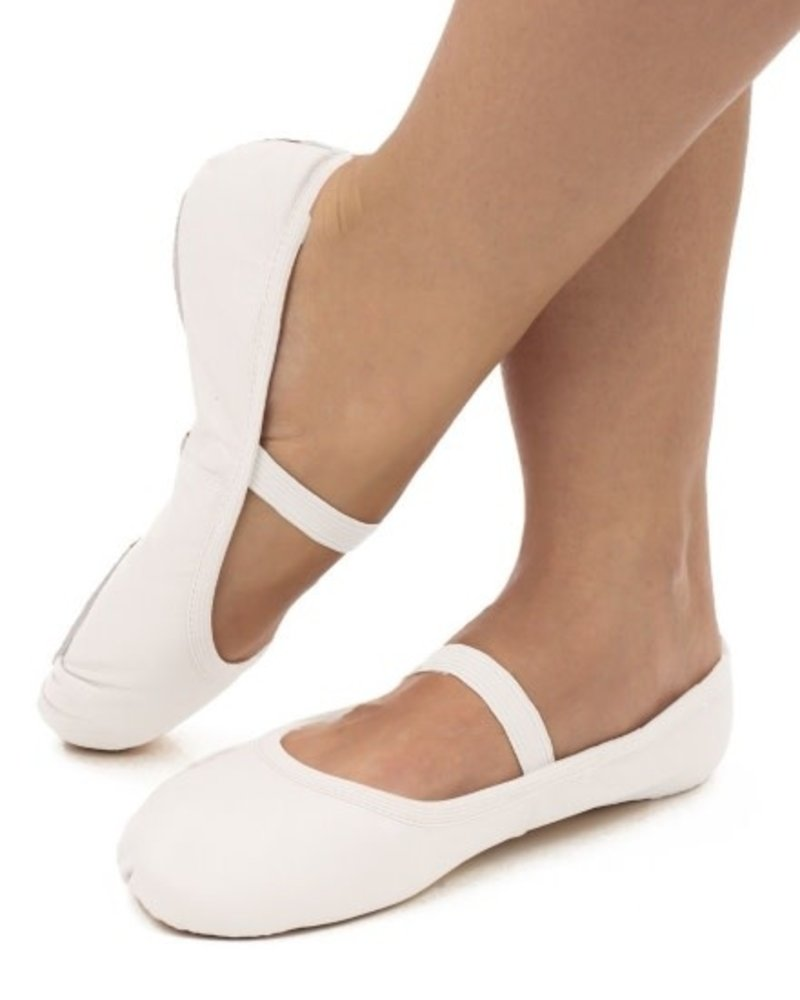 Só Dança Darcy Youth Full Sole Leather Ballet Shoe