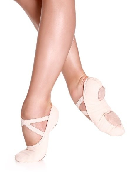 Só Dança Bliss Adult Stretch Canvas Ballet Shoe