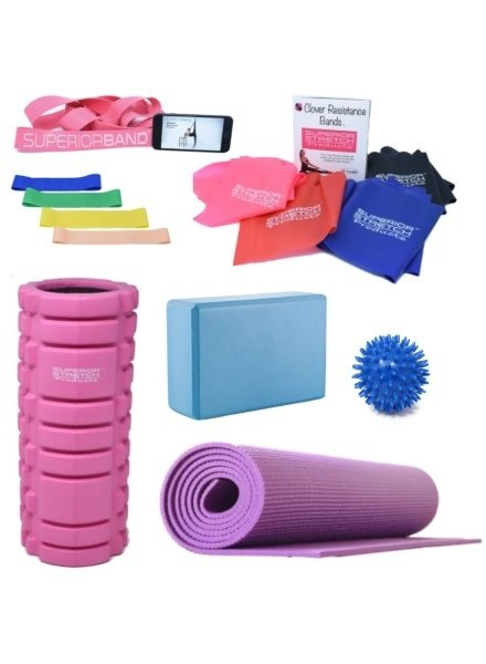 Superior Stretch Superior Stretch Deluxe Fitness Kit