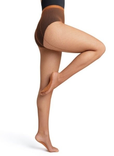 Capezio Capezio Professional Fishnet Tights w/ Backseam