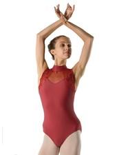 Ballet Rosa Berenice Adult High Neck Leotard