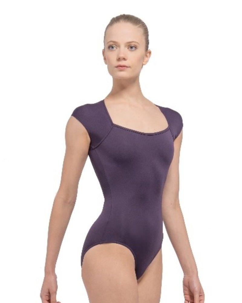 Ballet Rosa Sissi Youth Cap Sleeve Open Back Leotard