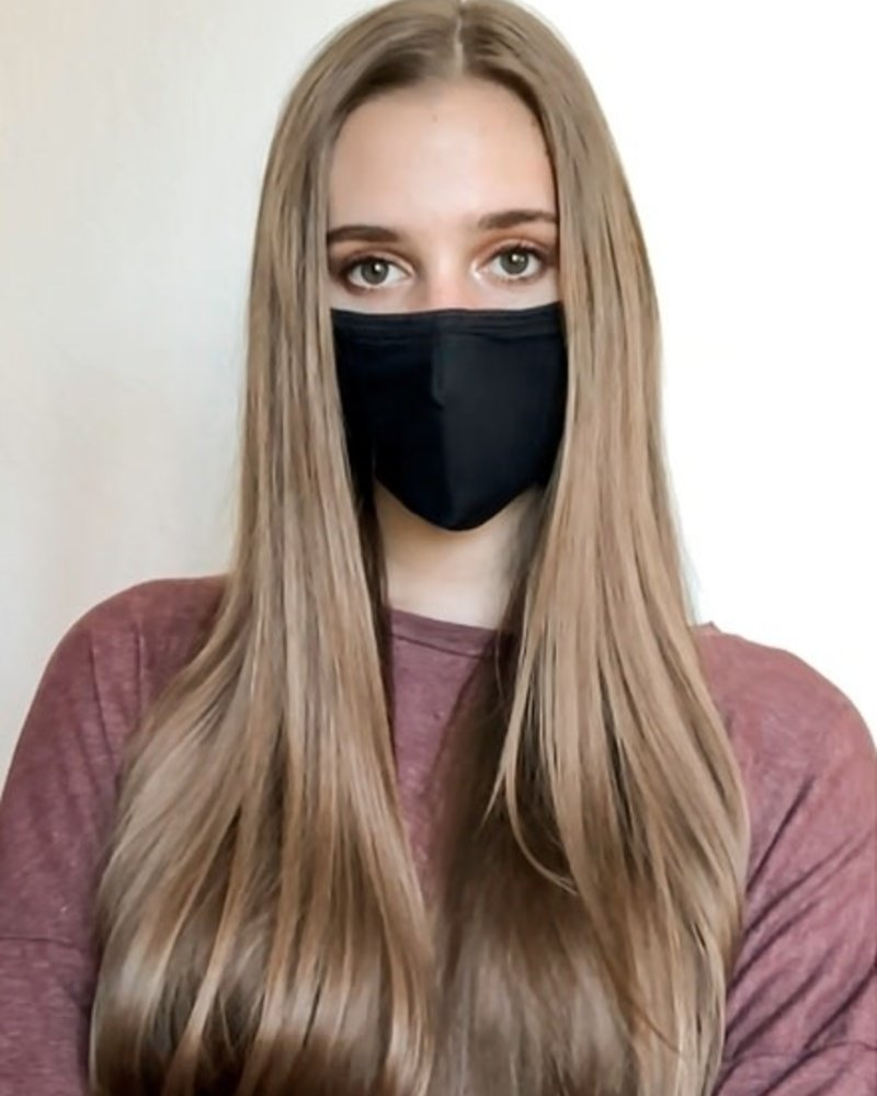 Suffolk Suffolk Face Mask w/ Filter Paper Pocket
