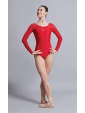 Ballet Rosa Perle, Long Sleeve Leotard