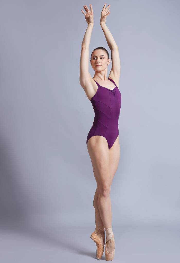 Ballet Rosa Tessa, Multipanel Leotard