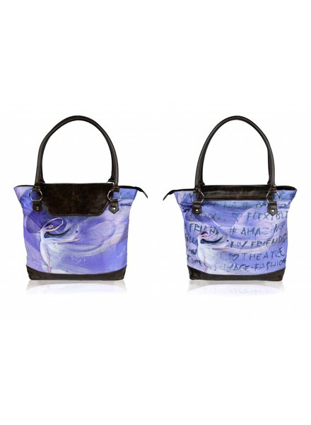 Dance Gallery Shopper Bag