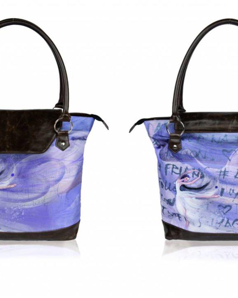 Dance Gallery Shopper Bag