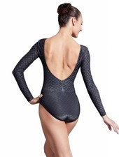 Ballet Rosa Lyman, Long Sleeve Leotard