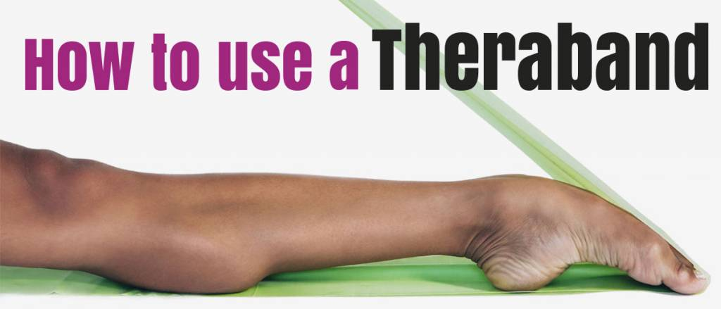 How to use a theraband
