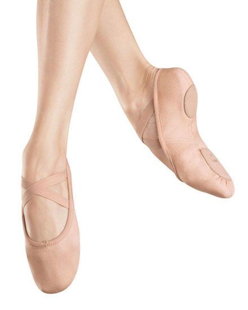 Bloch/Mirella/Leo Inc. Zenith Stretch Canvas Ballet Shoe