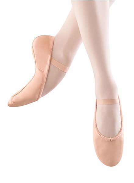 Bloch/Mirella/Leo Inc. Adult Dansoft Full Sole Leather Ballet Shoe