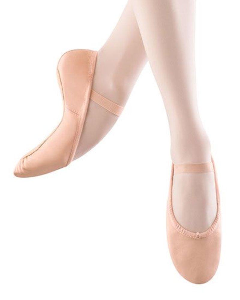 Bloch/Mirella/Leo Inc. Adult Dansoft Full Sole Leather Ballet Shoe