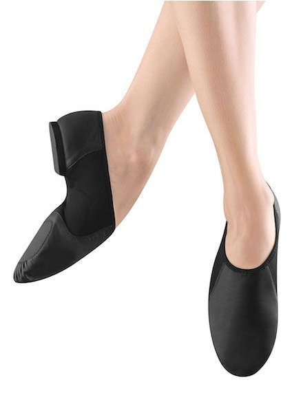 Bloch Girls Neoflex Jazz Slip On