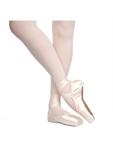 Russian Pointe Rubin Drawstring Pointe Shoe