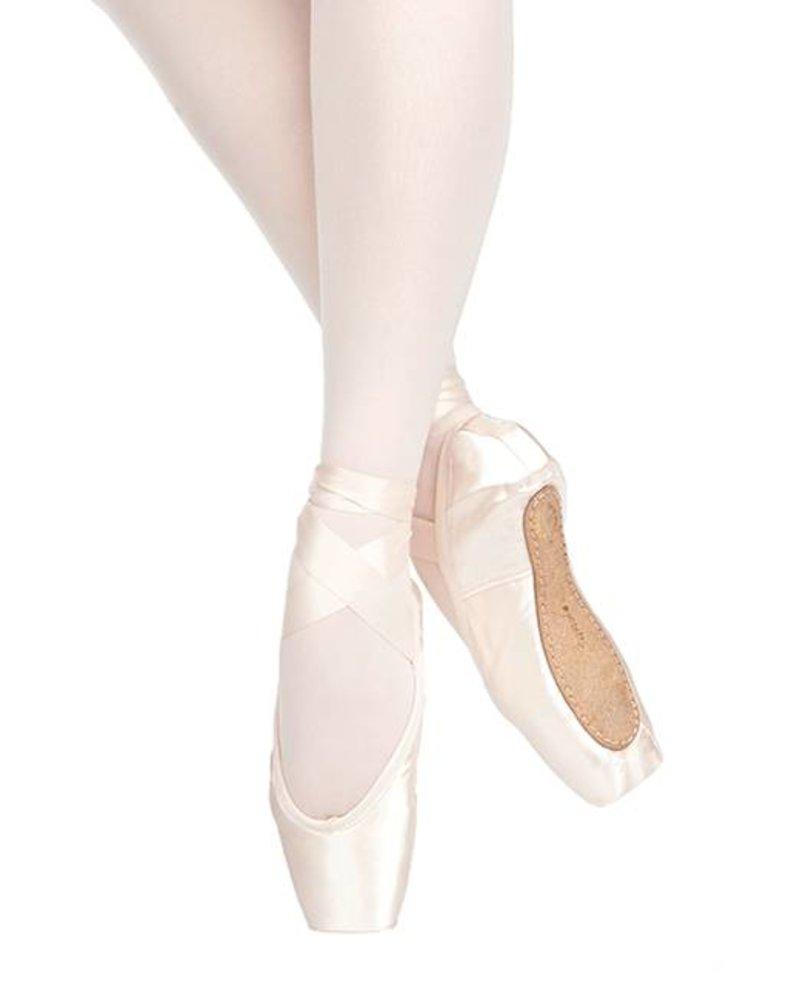 Russian Pointe Sapfir Drawstring Pointe Shoe