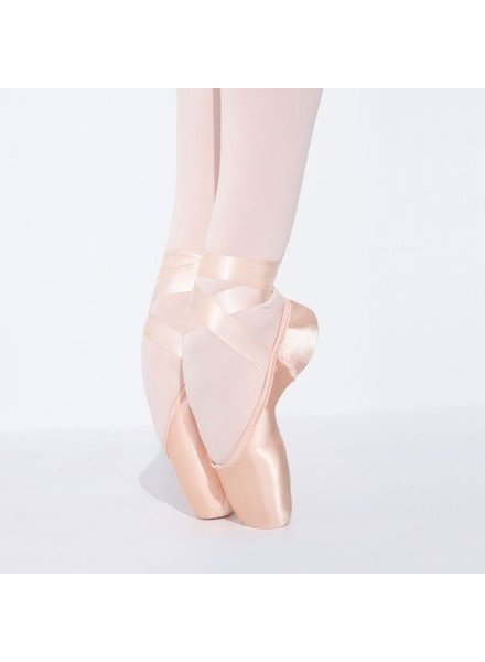 Capezio Airess Broad Toe Pointe Shoe