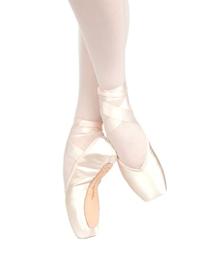 Russian Pointe Brava Drawstring Pointe Shoe