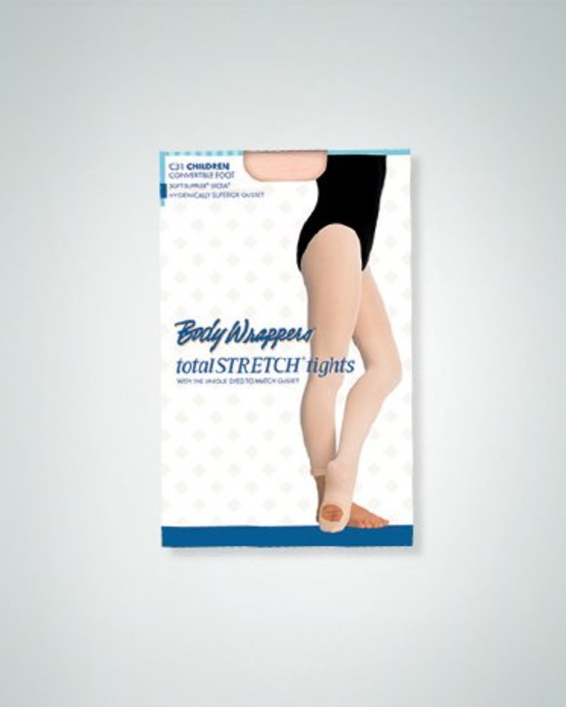 Body Wrappers Children's Convertible Tights