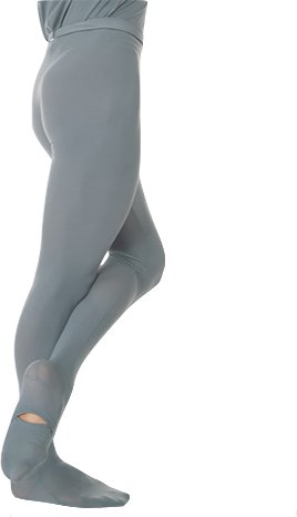 Body Wrappers Boy's Convertible Dance tights