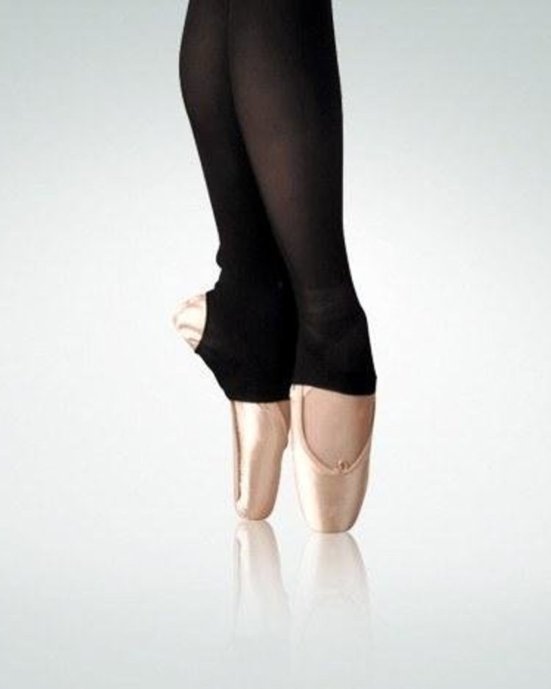 Body Wrappers Adult Stirrup Tights